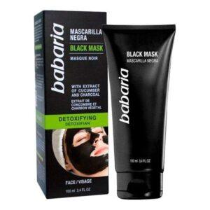 Máscara Negra Detoxifyng Babaria 100 ml