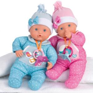 Boneco Bebé Nenuco Famosa