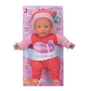 Boneco Bebé Nenuco Famosa (26 cm)