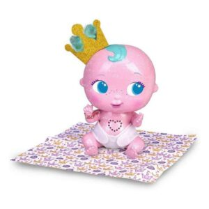 Boneco Bebé The Bellies Blinky Queen Famosa