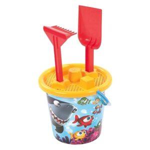 Conjunto de brinquedos de praia (4 pcs)