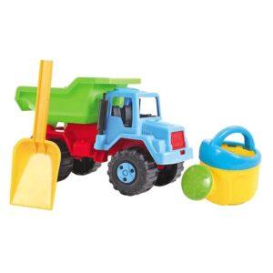 Conjunto de brinquedos de praia