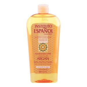 Óleo Corporal Argan Instituto Español (400 ml)