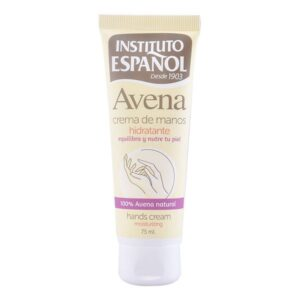 Creme de Mãos Avena Instituto Español (75 ml)