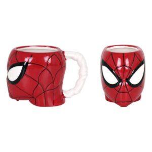 Caneca de Cerâmica Spiderman 410 ml