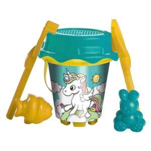Conjunto de brinquedos de praia Unicorn Unice Toys