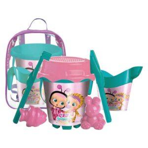 Conjunto de brinquedos de praia Unice Toys (8 pcs)