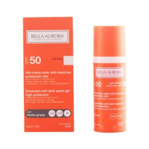 Creme Antimanchas Solares Spf 50 Bella Aurora 3113