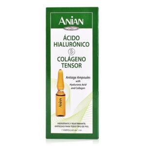 Ampolas Antienvelhecimento Efeito Lifting Hyaluronic Acid Anian (7 uds)