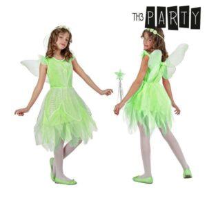 Fantasia para Crianças Th3 Party Fada 7-9 Anos