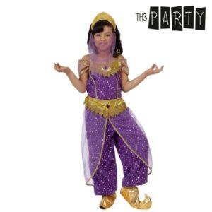 Fantasia para Crianças Th3 Party Árabe 5-6 Anos