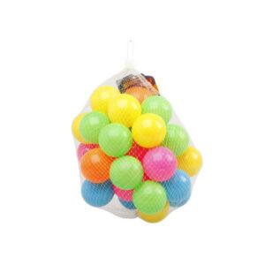 Bolas Coloridas para o Parque Infantil 115685 (25 uds)