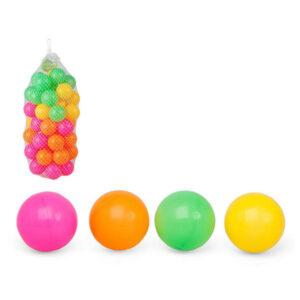 Bolas Coloridas para o Parque Infantil 115692 (40 uds)