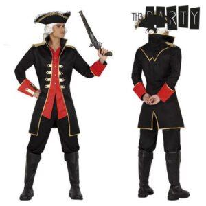 Fantasia para Adultos Capitão pirata M/L