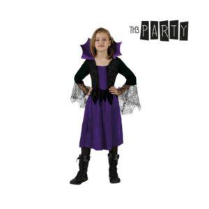 Fantasia para Crianças Bruxa 5-6 Anos