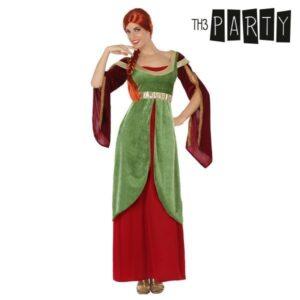 Fantasia para Adultos Dama medieval XL
