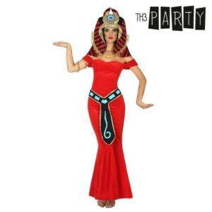 Fantasia para Adultos Egípcia Vermelho M/L