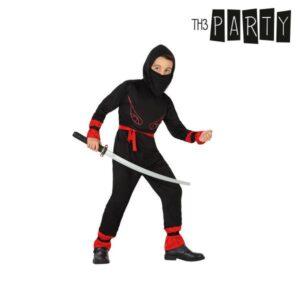 Fantasia para Crianças Ninja 7-9 Anos