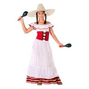 Fantasia para Crianças 110855 Mexicana 3-4 Anos