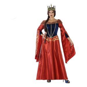 Fantasia para Adultos 113916 Rainha medieval XL