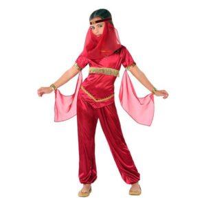 Fantasia para Crianças 114821 Princesa árabe 5-6 Anos