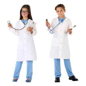 Fantasia para Crianças 115170 Doutor 7-9 Anos