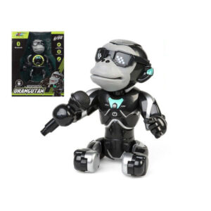 Robot interativo Orangután 119688 Bluetooth Preto