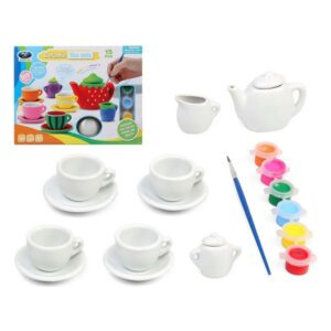 Conjunto de Trabalhos Manuais Tea Time Diy 119947 (15 pcs)