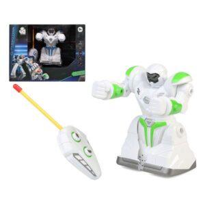 Robot interativo Rádio controlo Branco 111759