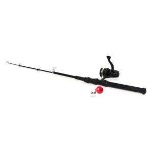Cana de pesca 117958 Preto (150 Cm)