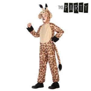 Fantasia para Crianças Girafa (2 Pcs) 10-12 Anos
