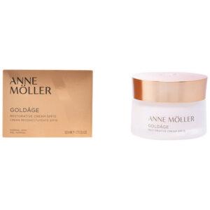 Creme Regenerador Anti-idade Re-plasty Anne Möller Spf 15 (50 ml)