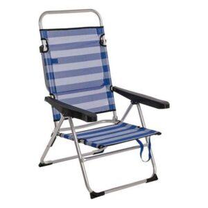 Cadeira de Campismo Acolchoada (61 x 56 x 100 cm)
