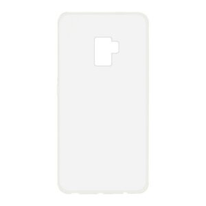 Capa para Telemóvel Samsung Galaxy S9 Contact Flex TPU Transparente