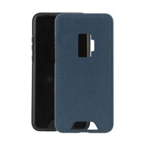 Capa para Telemóvel Samsung Galaxy S9 KSIX Hard Cover Azul