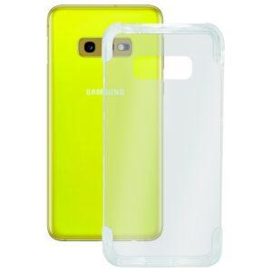 Capa para Telemóvel Samsung Galaxy S10e KSIX Armor Extreme Transparente