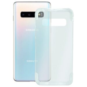 Capa para Telemóvel Samsung Galaxy S10 KSIX Armor Extreme Transparente