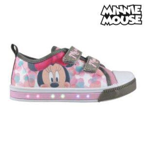 Ténis Casual com LED Minnie Mouse 72926 - 30