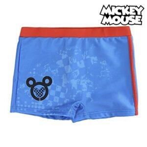 Calções de Banho Boxer para Meninos Mickey Mouse 72704 - 4 anos