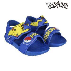 Sandálias de Praia Pokemon 73050 Azul 27