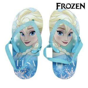 Chinelos Frozen 73010 Azul - 33