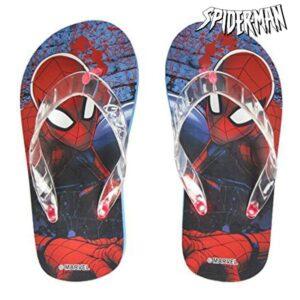 Chinelos com LED Spiderman 73084 - 27