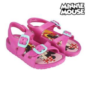 Sandálias de Praia Minnie Mouse 73061 Cor de rosa 29