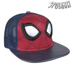 Boné Unissexo Spiderman 77532 (56 cm)