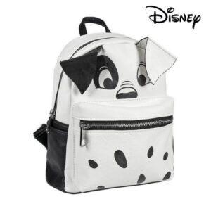 Mochila Casual Disney 75605 Branco