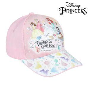 Boné Infantil Princesses Disney 76656 (51 cm)