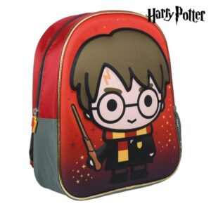 Mochila Infantil 3D Harry Potter 72432