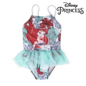 Fato de Banho Infantil Ariel Princesses Disney 73784 5 anos