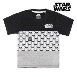 Camisola de Manga Curta Infantil Star Wars 73495 - 14 anos
