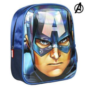 Mochila Infantil 3D The Avengers 78169